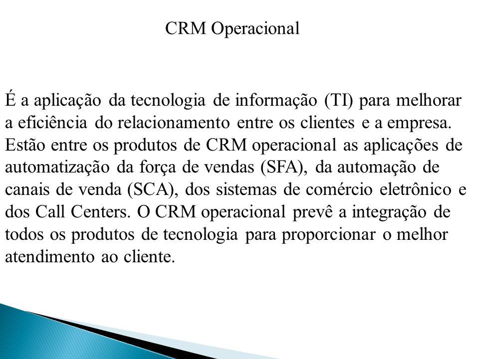 CRM Operacional