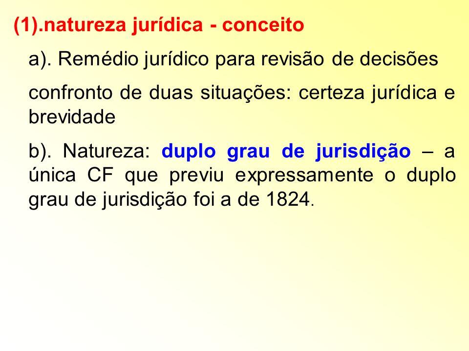 (1).natureza jurídica - conceito