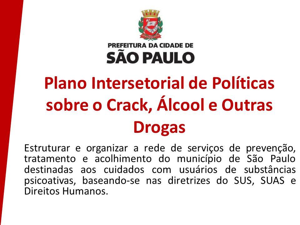 Plano Intersetorial de Políticas sobre o Crack, Álcool e Outras Drogas