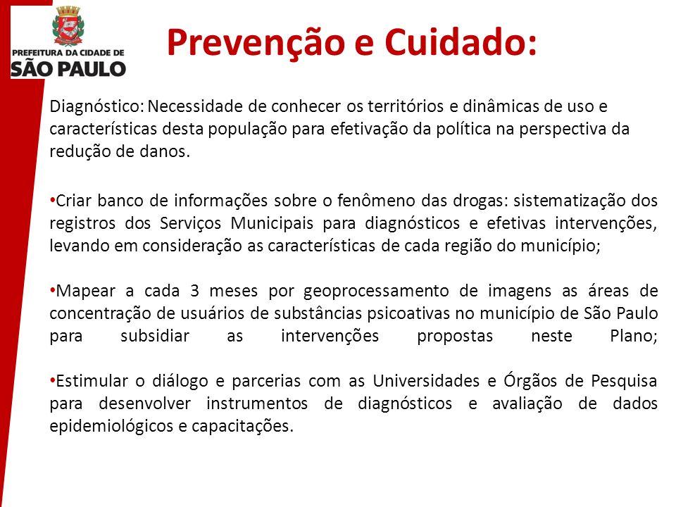 Prevenção e Cuidado: