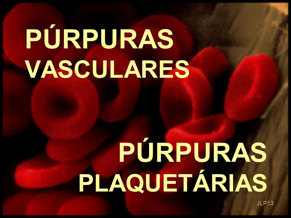 PÚRPURAS PLAQUETÁRIAS