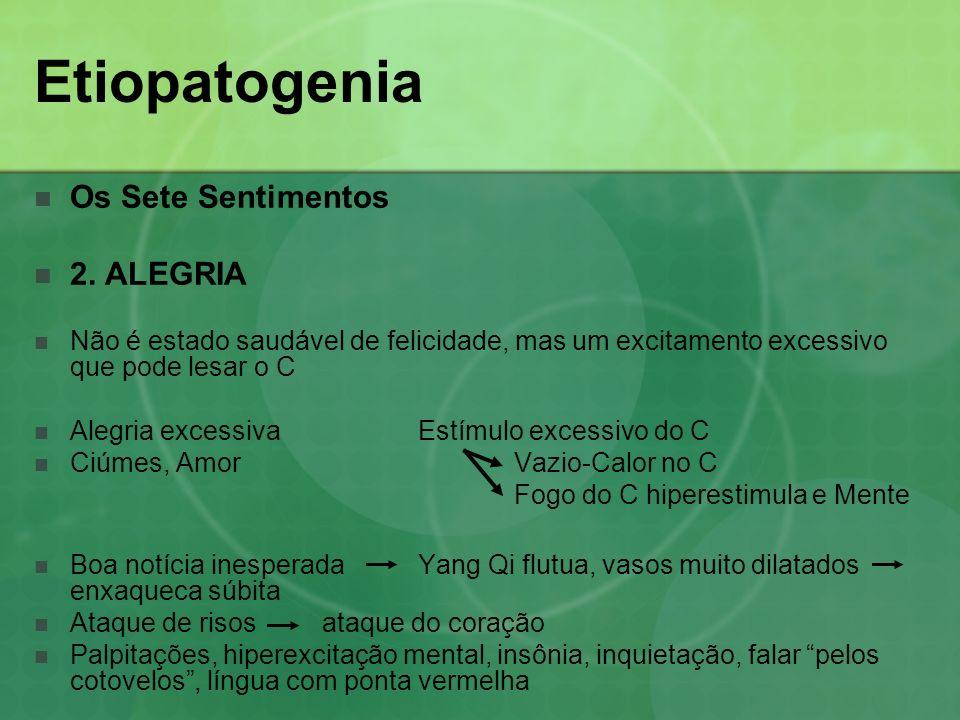 Etiopatogenia Os Sete Sentimentos 2. ALEGRIA