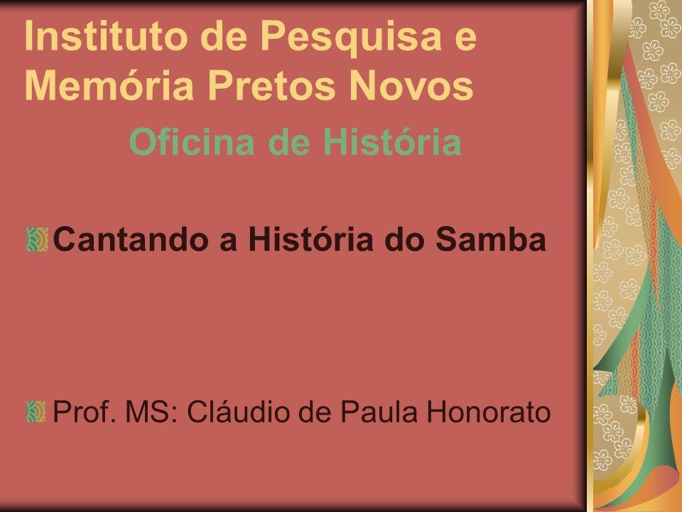 Instituto de Pesquisa e Memória Pretos Novos