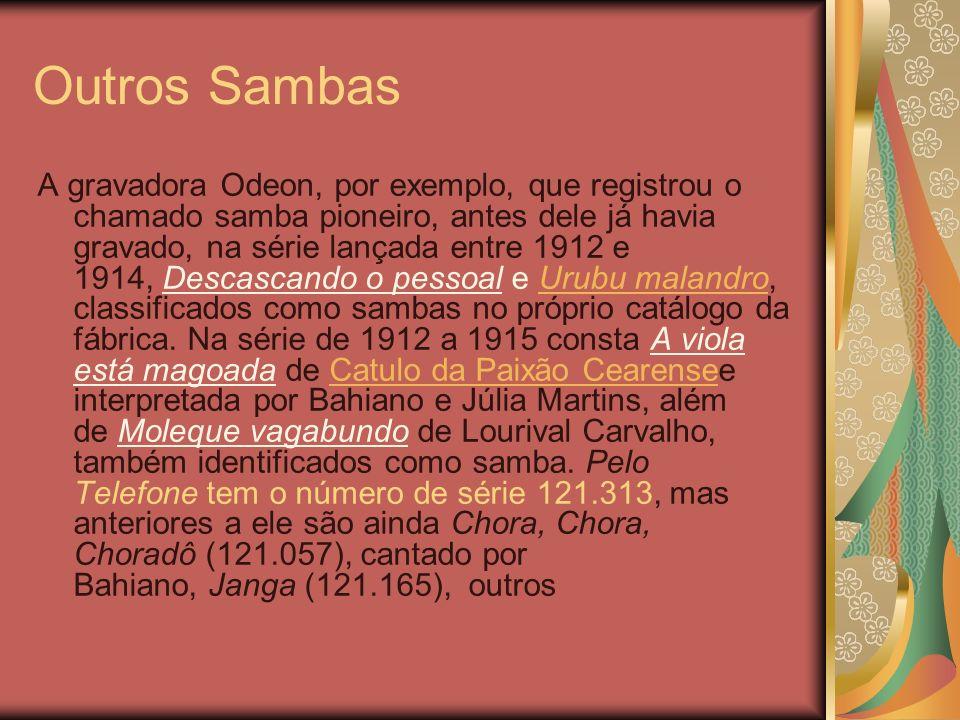 Outros Sambas
