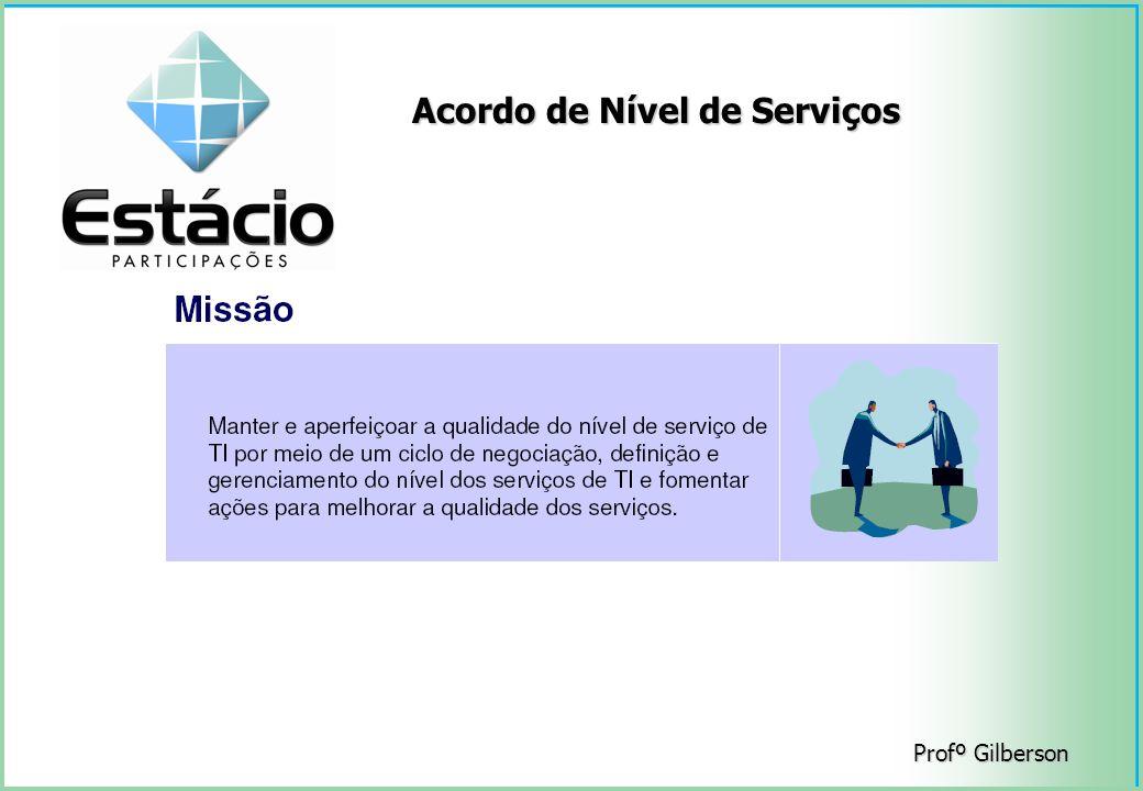 Acordo de Nível de Serviços