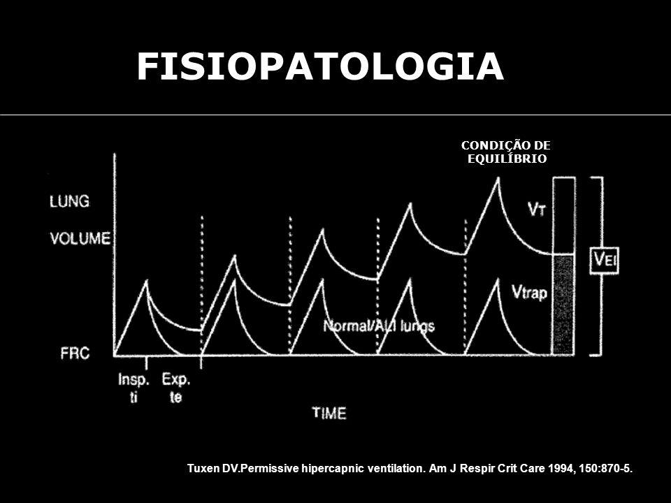 FISIOPATOLOGIA CONDIÇÃO DE EQUILÍBRIO