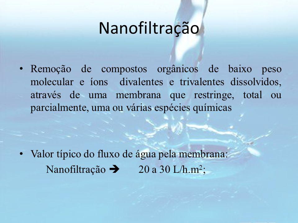 Nanofiltração