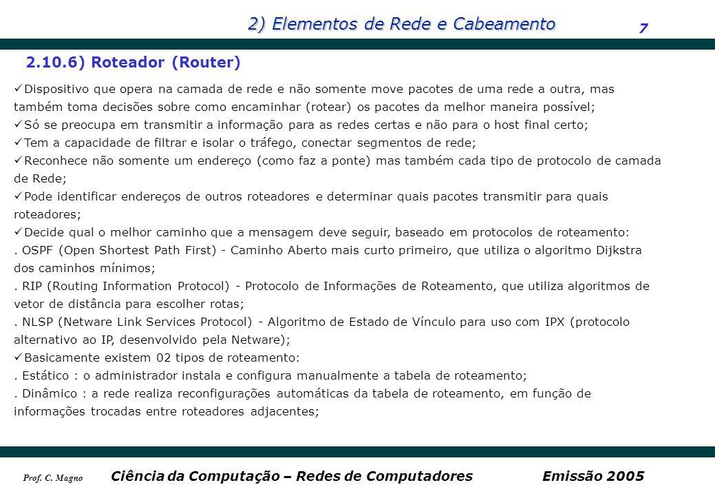 2.10.6) Roteador (Router)