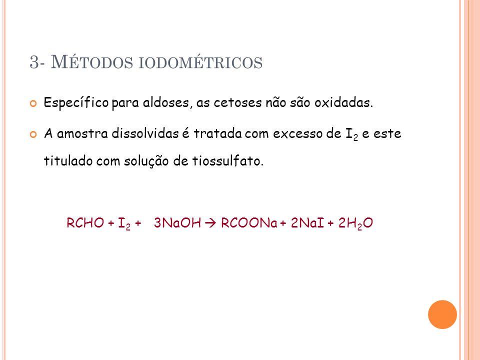 3- Métodos iodométricos