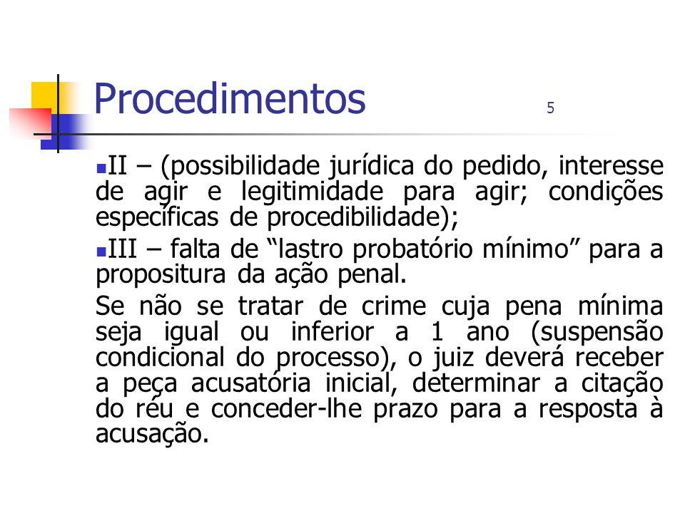 Procedimentos 5