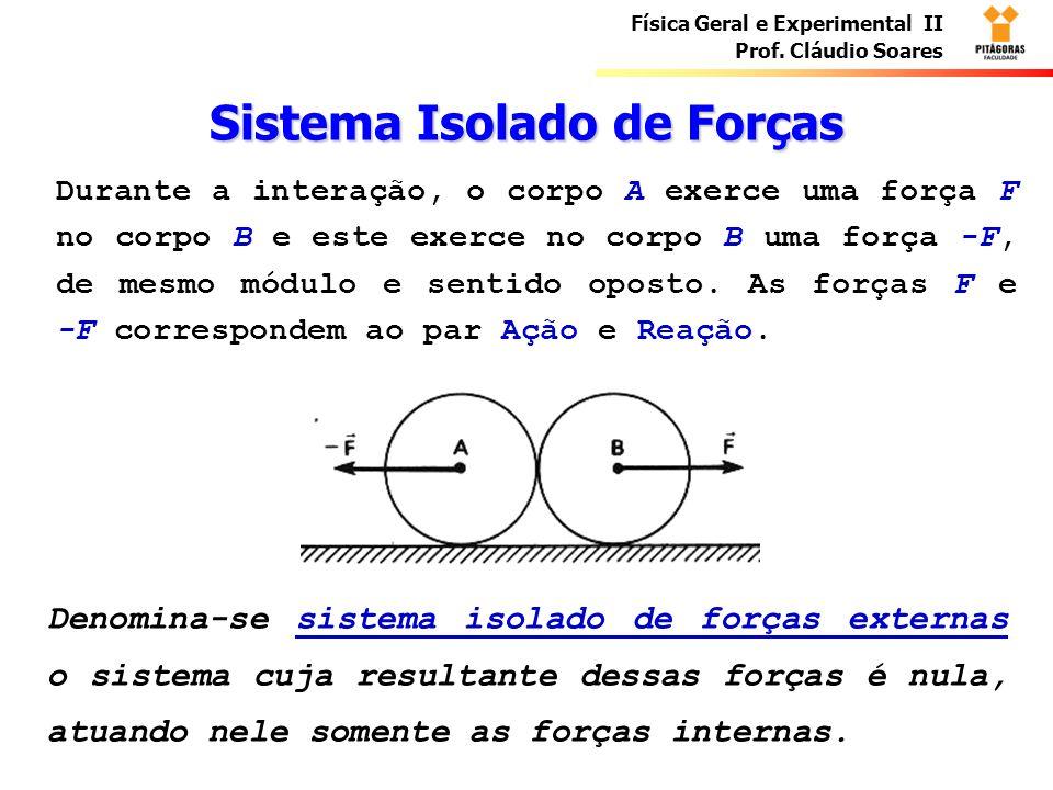Sistema Isolado de Forças