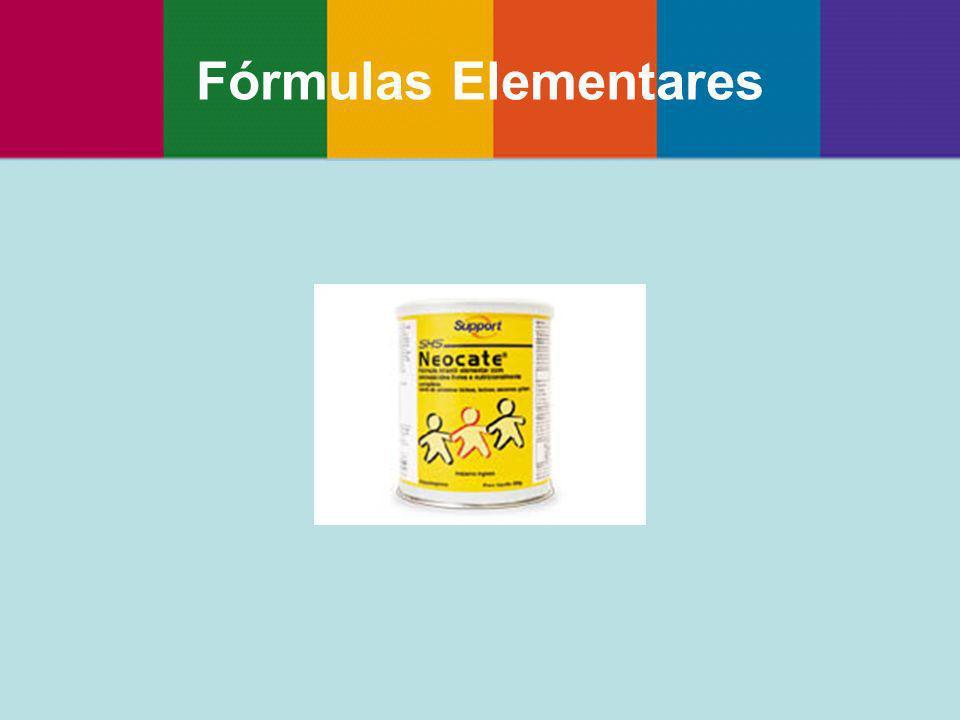 Fórmulas Elementares