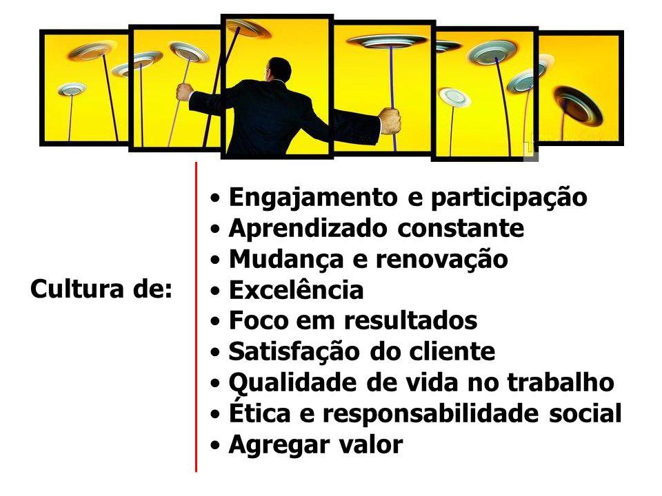 Engajamento e participação