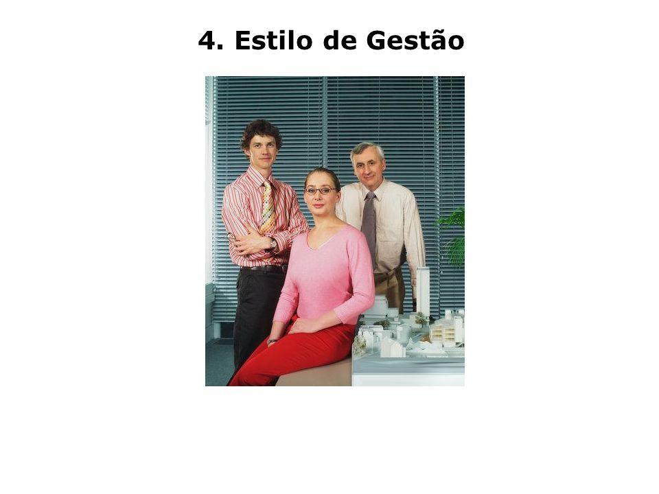 4. Estilo de Gestão