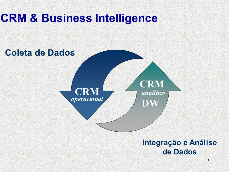 CRM & Business Intelligence