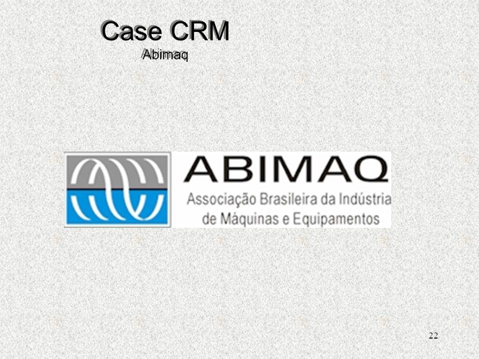 Case CRM Abimaq Henrique C. S. Sandim