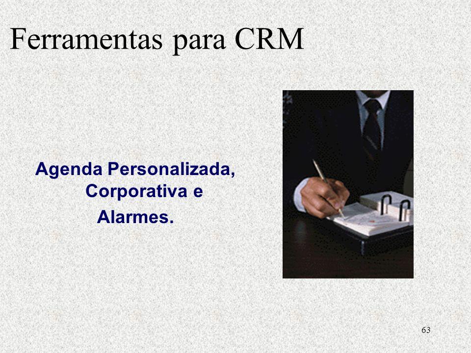 Agenda Personalizada, Corporativa e