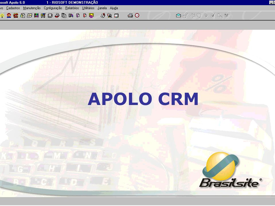 APOLO CRM Henrique C. S. Sandim Systems Consultant - Sybase Brasil