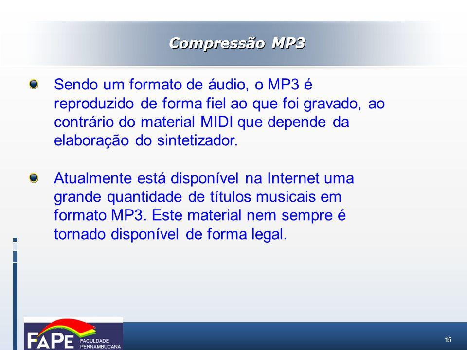 Compressão MP3