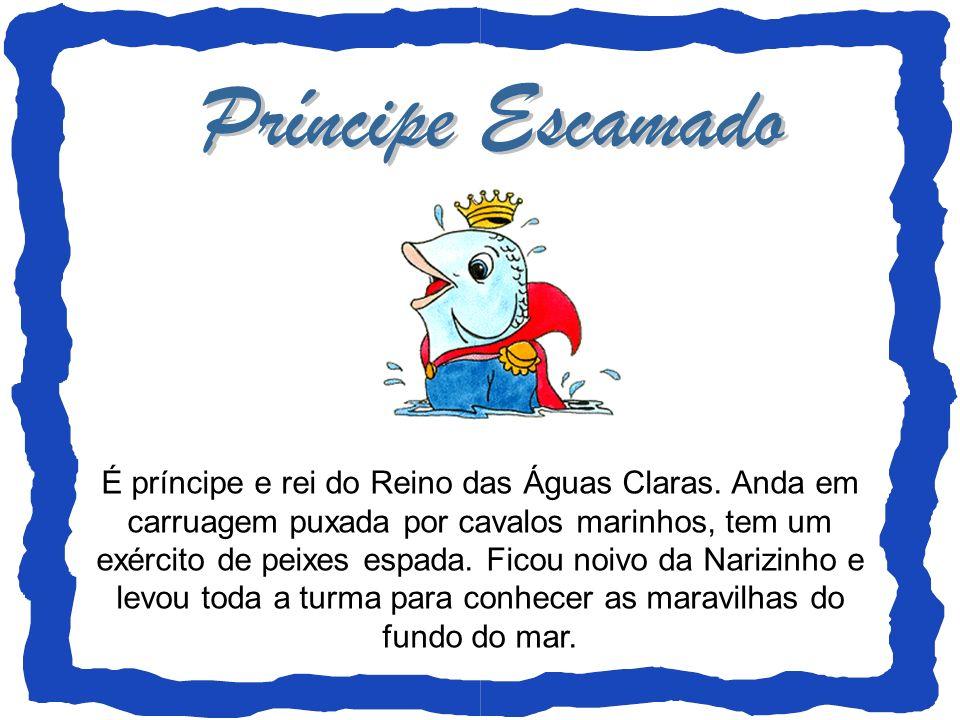 Príncipe Escamado