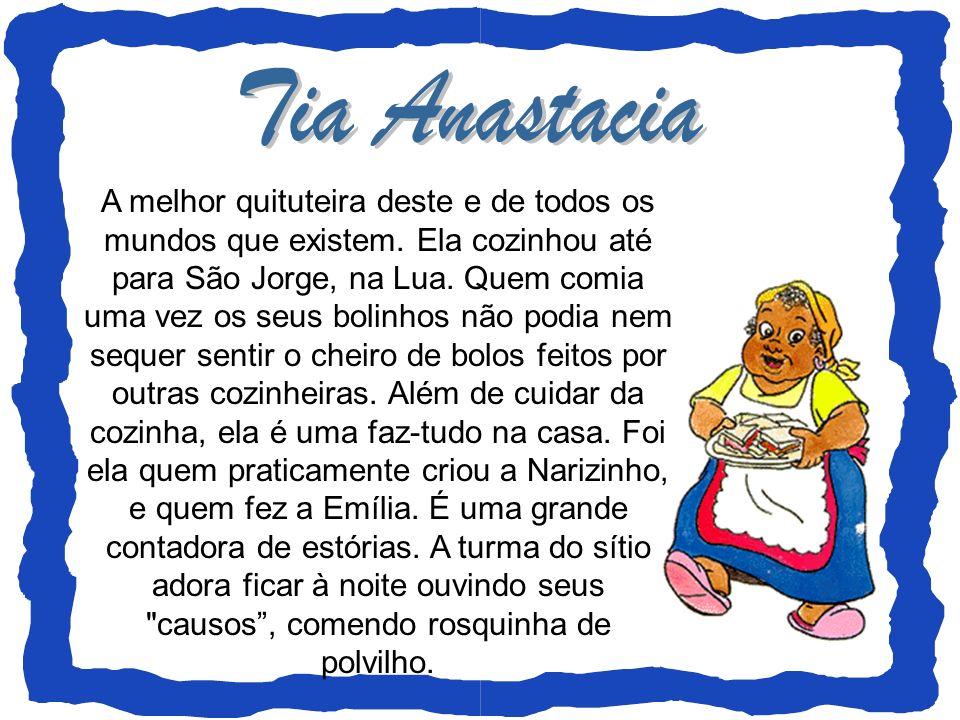 Tia Anastacia