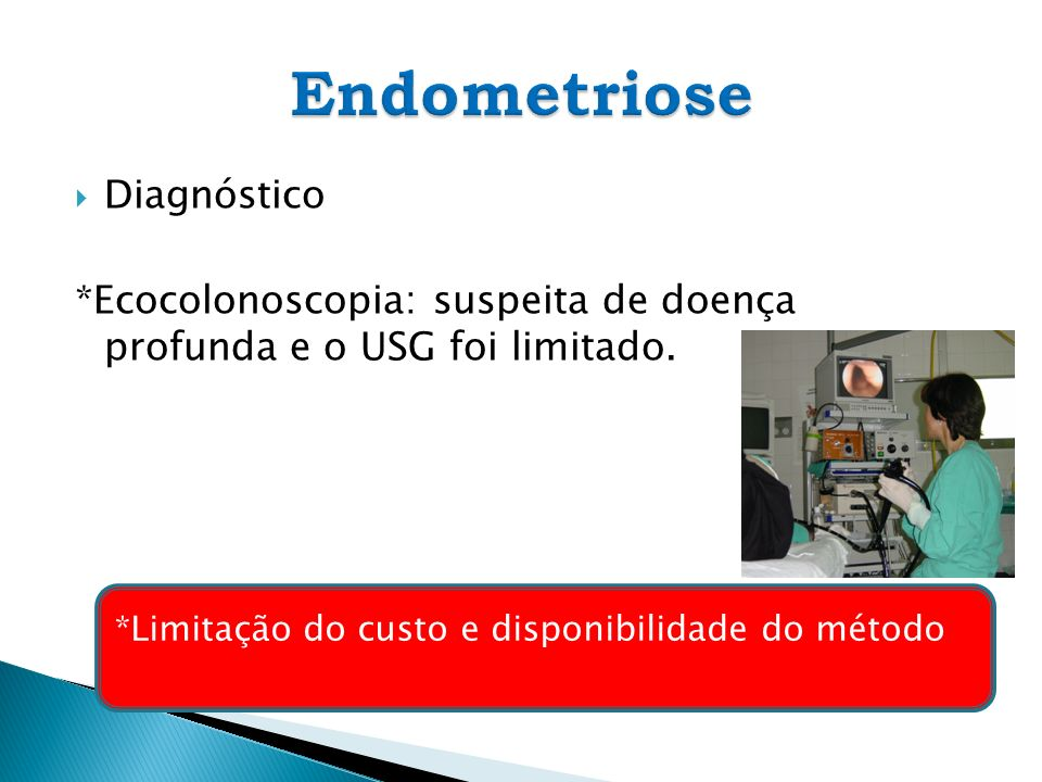 Endometriose Diagnóstico