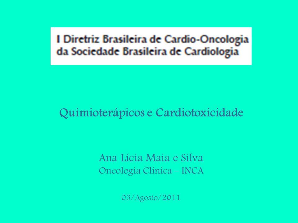 Quimioterápicos e Cardiotoxicidade