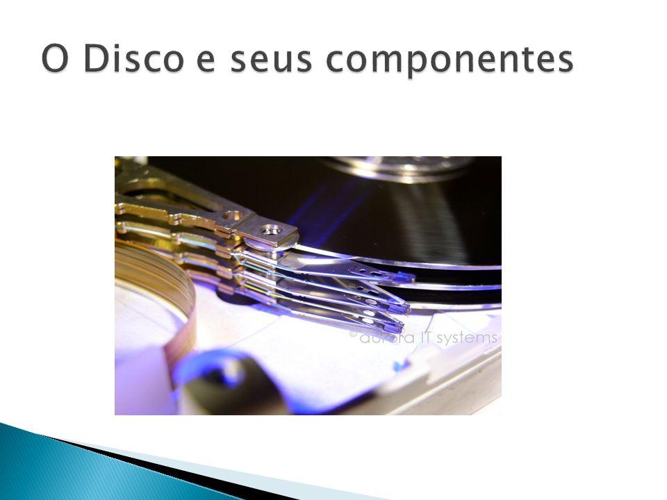 O Disco e seus componentes