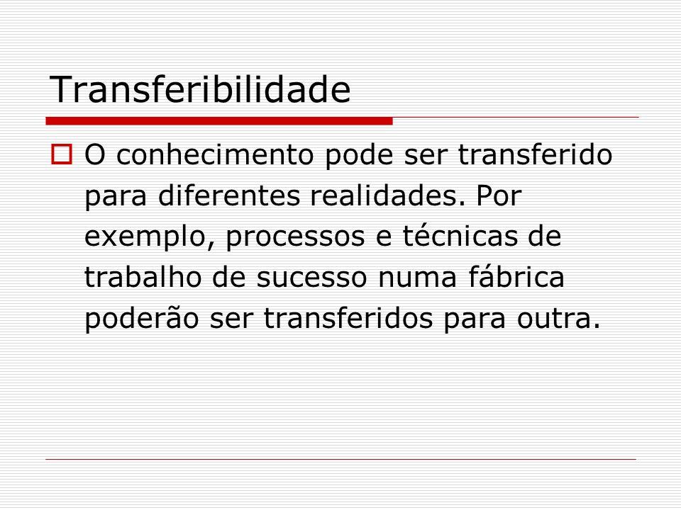Transferibilidade