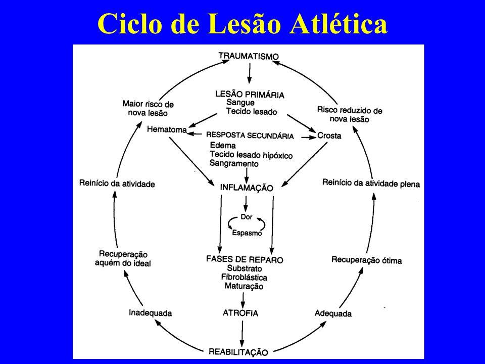 Ciclo de Lesão Atlética