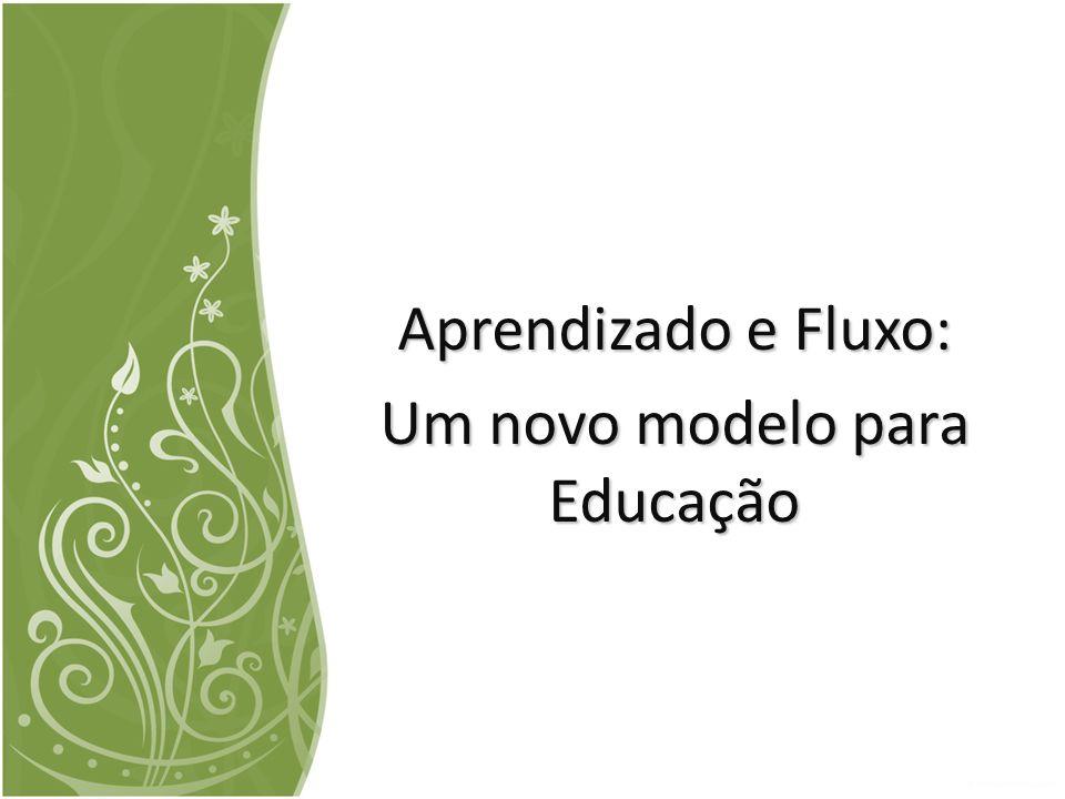 Aprendizado e Fluxo: Um novo modelo para Educação