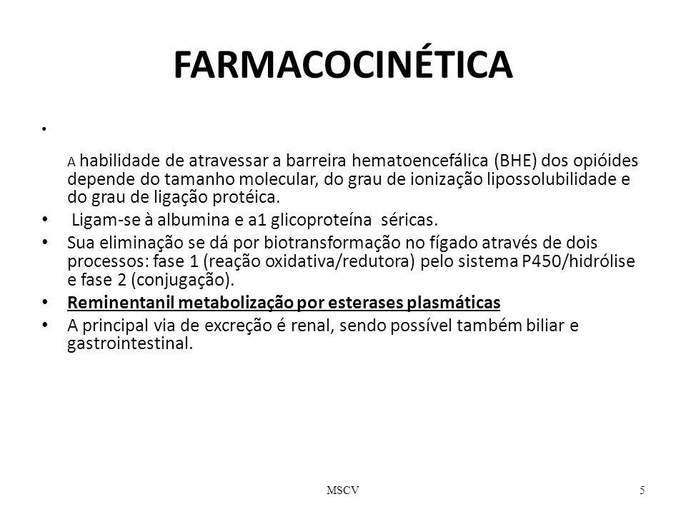 FARMACOCINÉTICA Ligam-se à albumina e a1 glicoproteína séricas.
