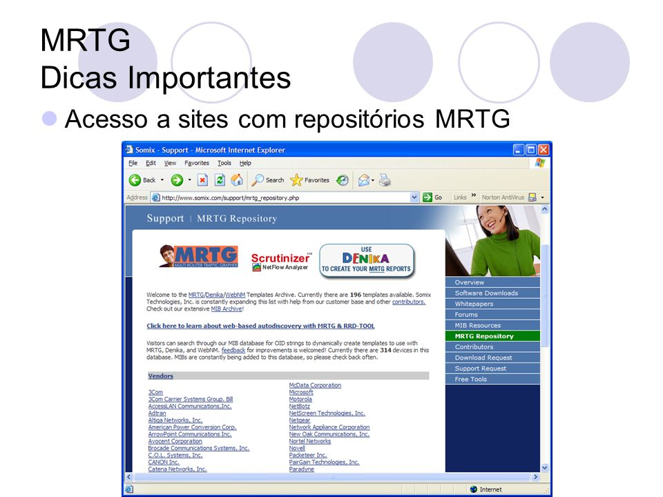 MRTG Dicas Importantes
