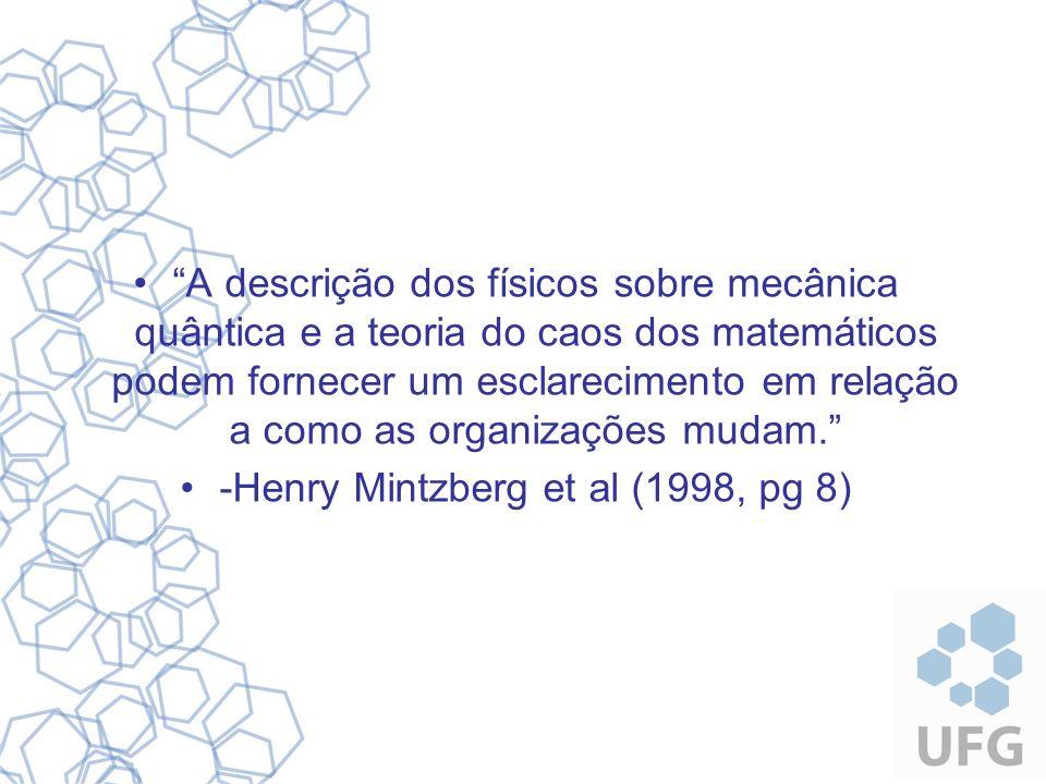 -Henry Mintzberg et al (1998, pg 8)