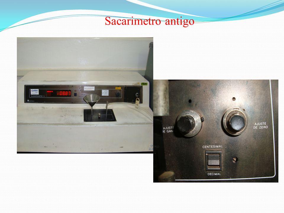 Sacarimetro antigo