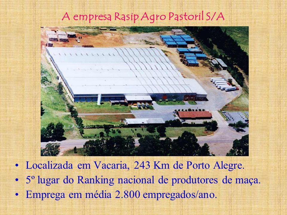 A empresa Rasip Agro Pastoril S/A