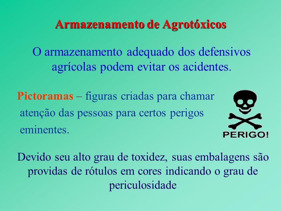 Armazenamento de Agrotóxicos