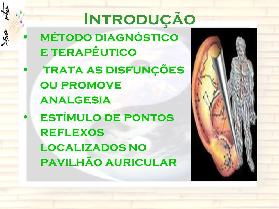 Introdução método diagnóstico e terapêutico