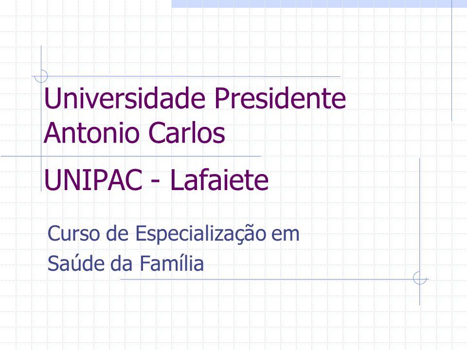 Universidade Presidente Antonio Carlos
