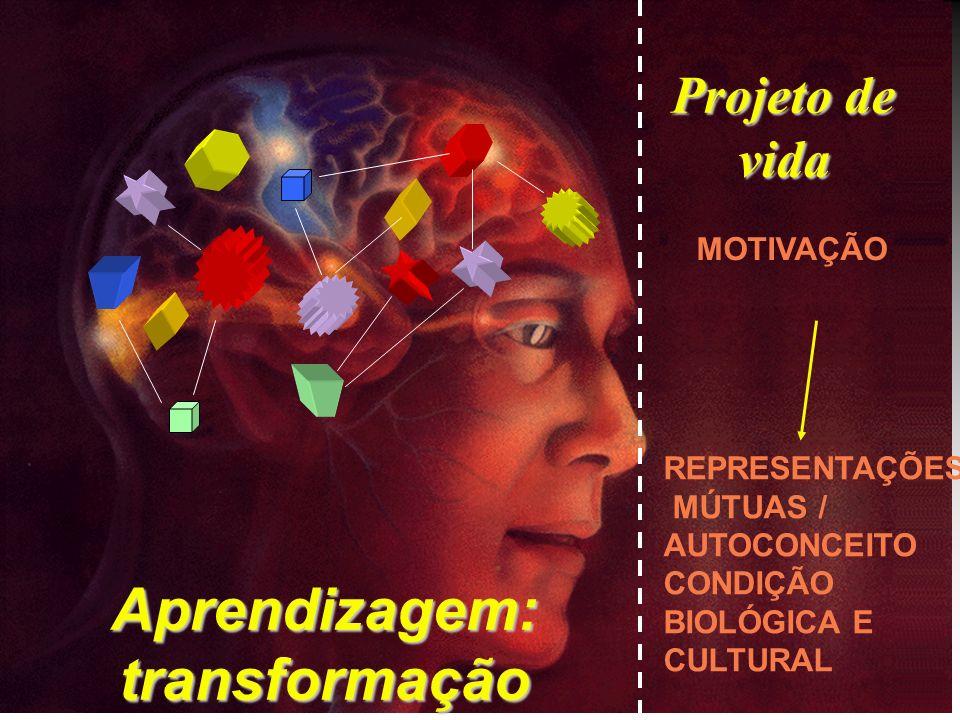 Aprendizagem: transformação