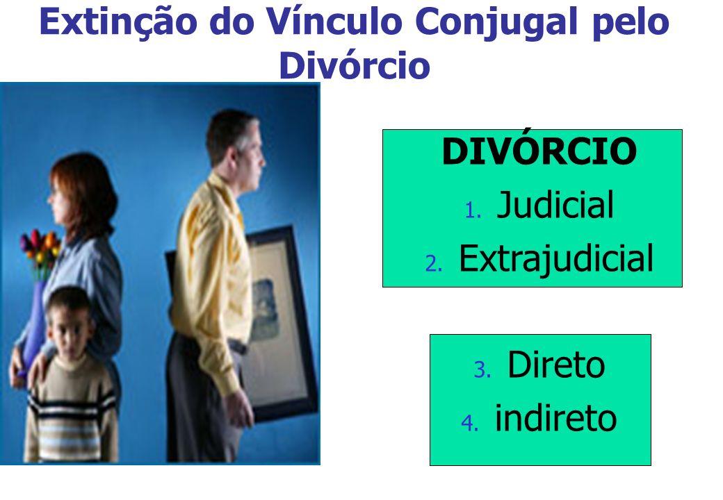 Extinção do Vínculo Conjugal pelo Divórcio