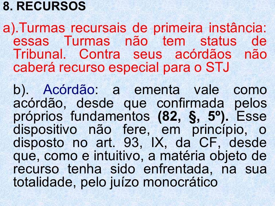 8. RECURSOS