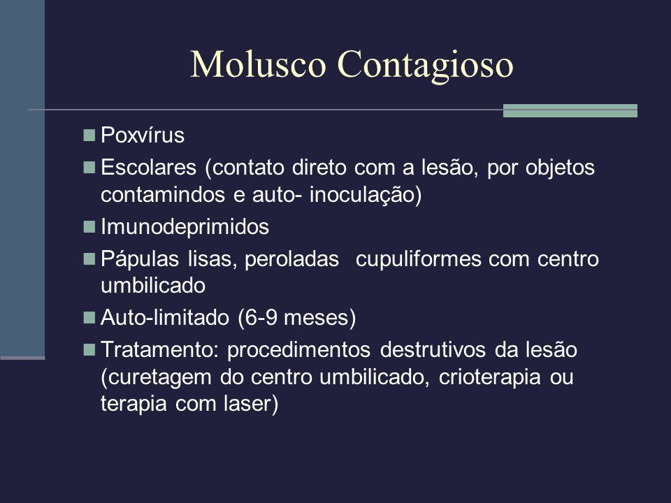 Molusco Contagioso Poxvírus