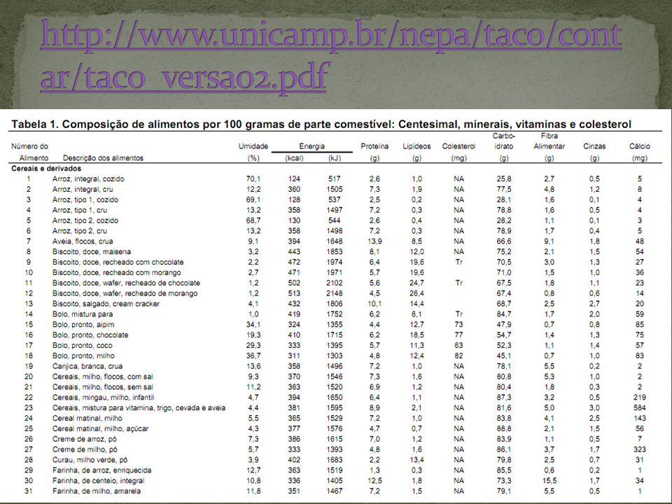 http://www.unicamp.br/nepa/taco/contar/taco_versao2.pdf