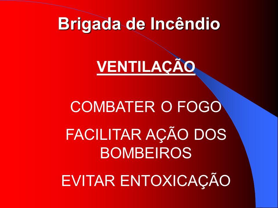 FACILITAR AÇÃO DOS BOMBEIROS