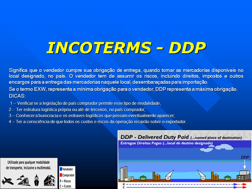 INCOTERMS - DDP