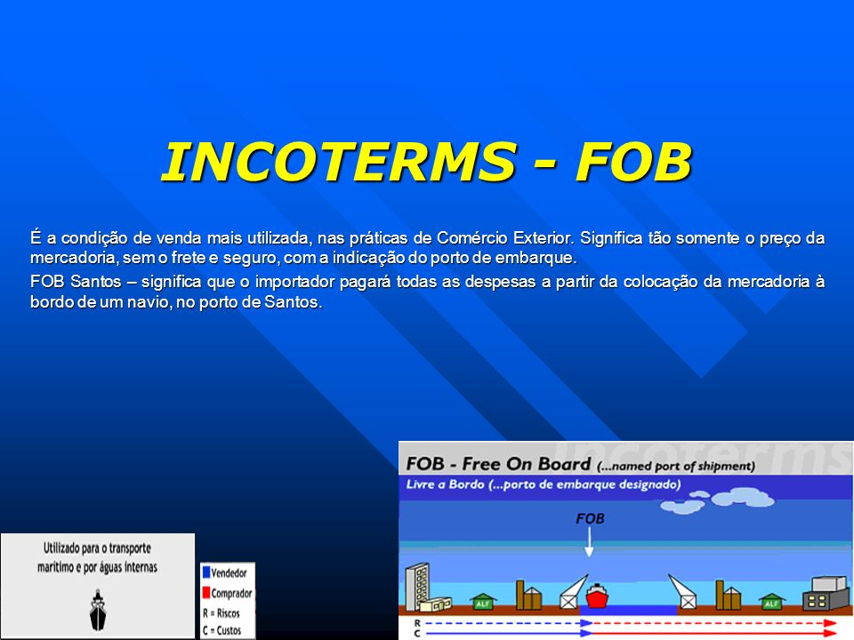 INCOTERMS - FOB