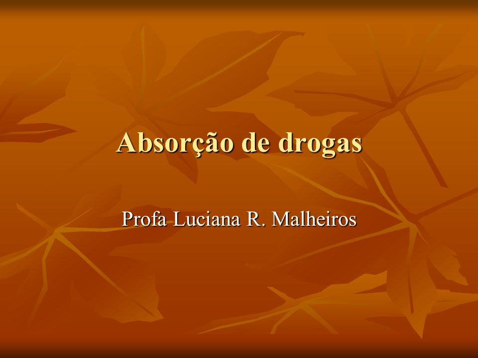 Profa Luciana R. Malheiros