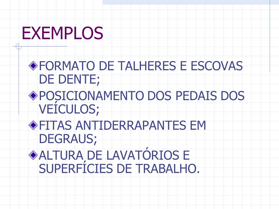 EXEMPLOS FORMATO DE TALHERES E ESCOVAS DE DENTE;