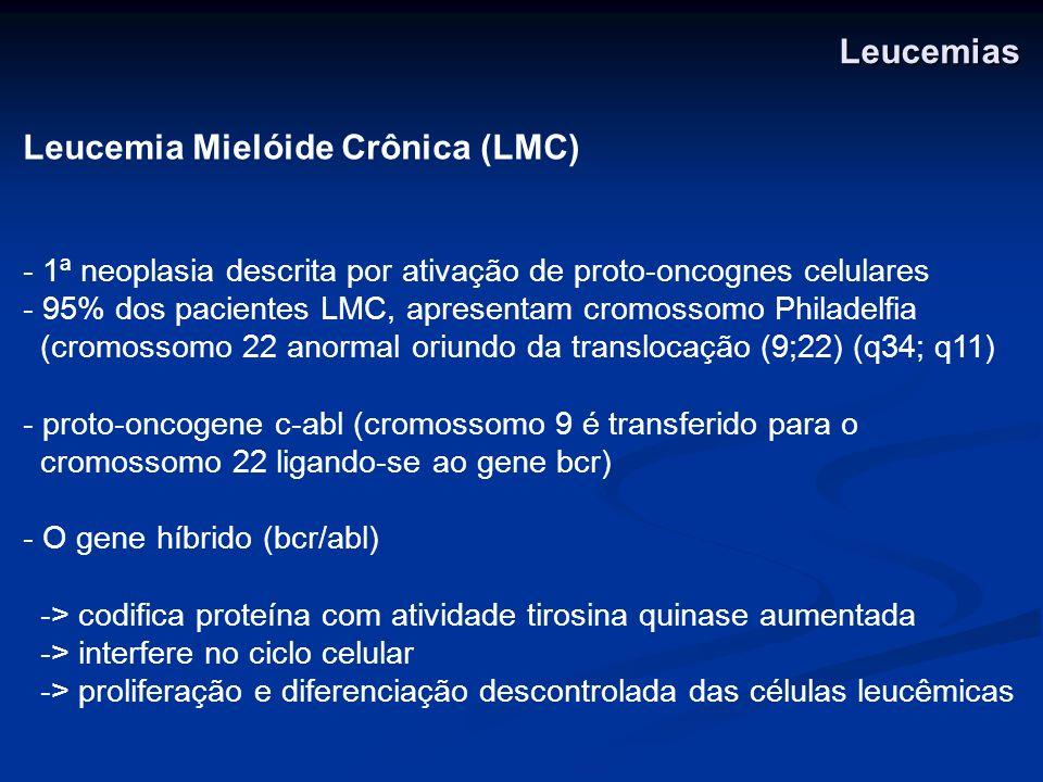 Leucemia Mielóide Crônica (LMC)